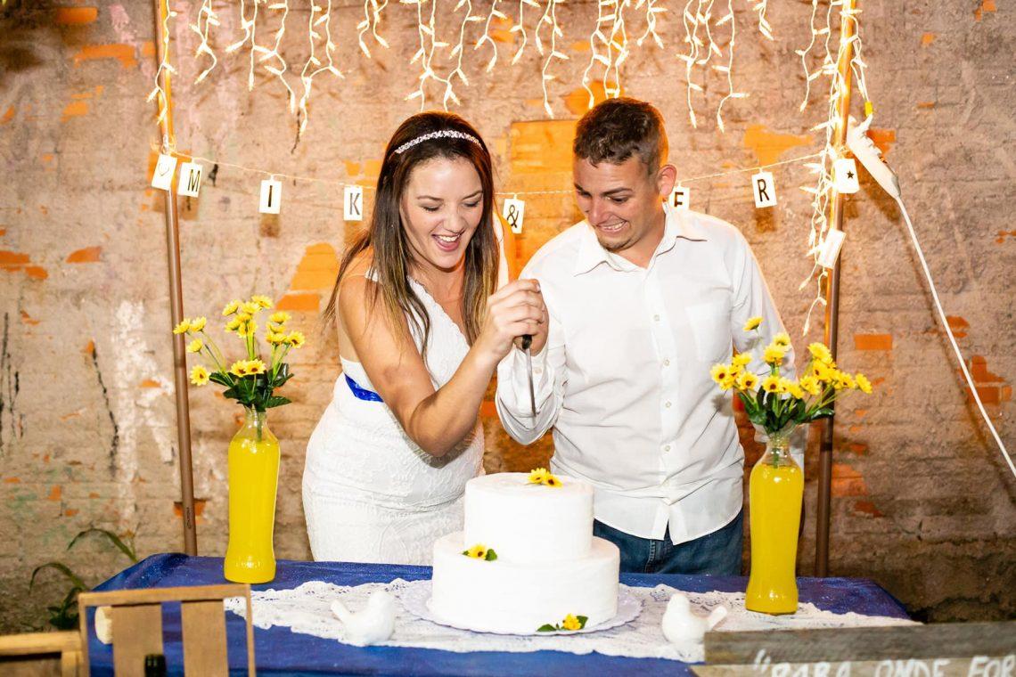Foto do casal